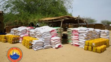 Tchad : la Raffinerie de N'Djamena fait un don aux villages environnants