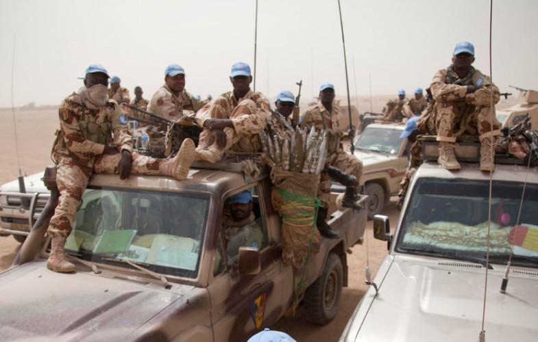 Minusma : Idriss Deby réitère son engagement à vaincre le péril terroriste