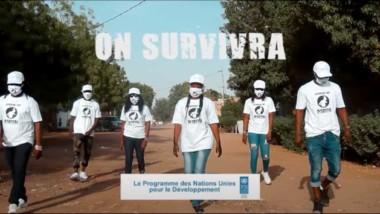 """Coronavirus : pour le besoin de la sensibilisation la chanson """"On survivra"""" de Mawndoé revisité"""