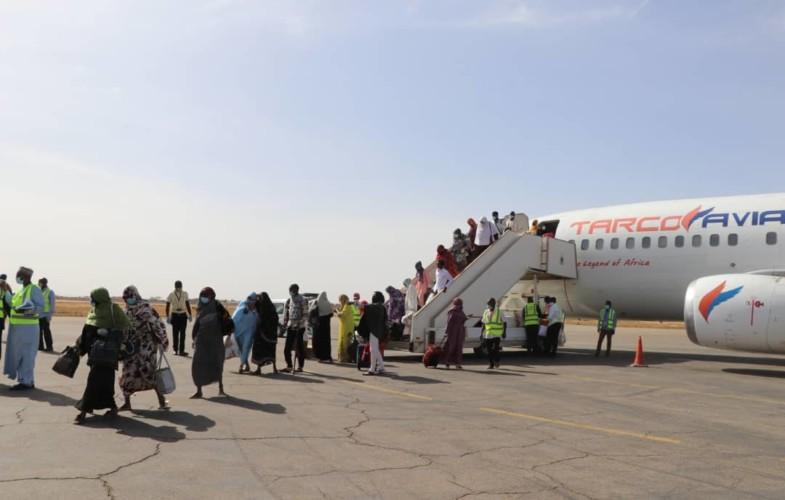 Coronavirus : 113 Tchadiens rapatriés du Soudan
