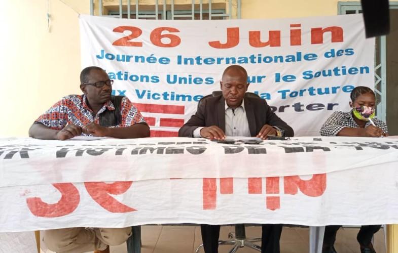 Tchad : l'AJPNV commémore la Journée internationale pour le soutien aux victimes de la torture