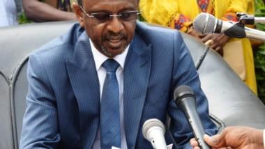 Tchad : « la gratuité de l'eau est un pari gagné », Brahim Mahamat Djamaldine