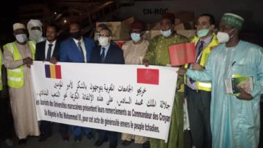 L'OMS a salué l'aide médicale marocaine aux pays africains