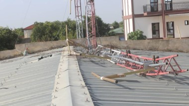 Tchad: Radio Vision FM victime de la première grosse pluie à N'Djamena