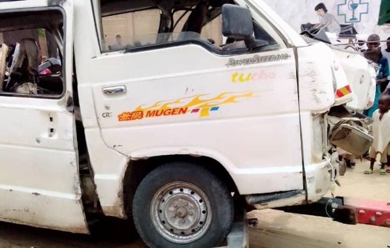 Faits divers: l'accident de Goudji a fait au moins 2 morts et 7 blessés