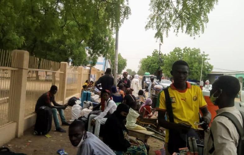 Tchad : une dernière vague d'étudiants tchadiens au Cameroun bloquée à N'Djamena