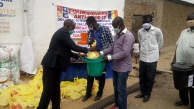 Coronavirus : l'église Temple d'adoration apporte sa pierre à la lutte
