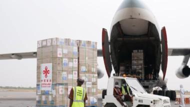 Tchad : la Chine offre un second lot de matériels médicaux