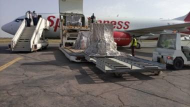 Coronavirus : le Tchad réceptionne une commande de matériels médicaux de l'Inde