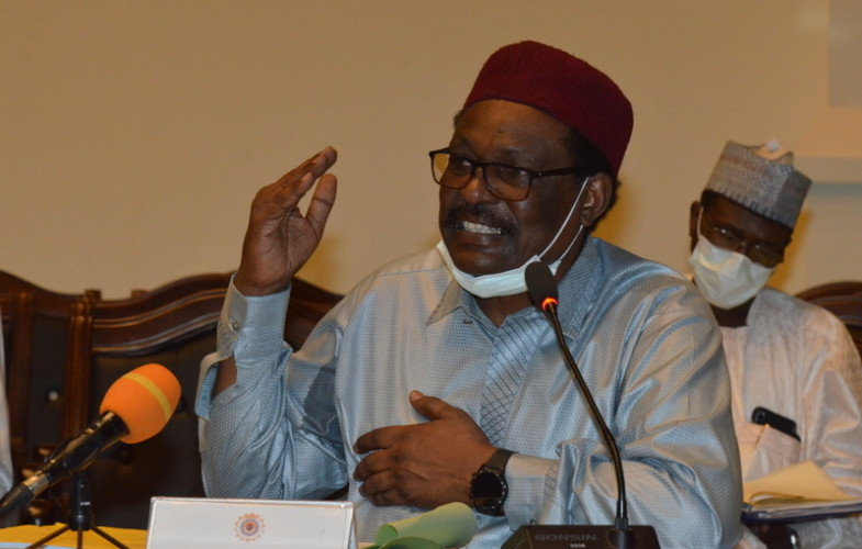 Tchad : « le protocole national n'a pas adopté le Covidorganics »