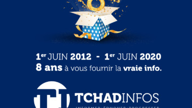 Médias : de la censure à la reconnaissance, Tchadinfos.com fête ses huit ans !