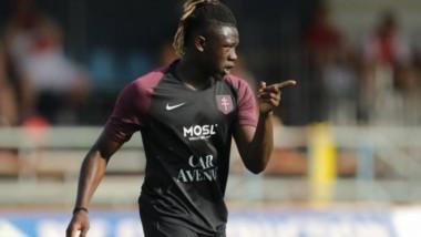 Football : cinq clubs se battent pour Kevin N'Doram