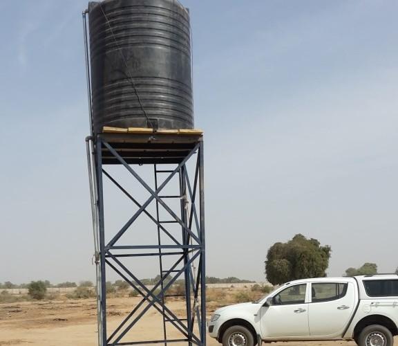 Tchad : la France appuie les écoles de la gendarmerie nationale en logistique