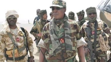 Tchad : «J'ai été très actif sur le terrain, c'est ce que j'ai apporté au pays» Idriss Déby Itno