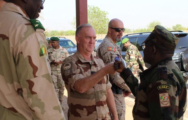 G5 Sahel : le général Marc Conruyt, nouveau patron de la force Barkhane