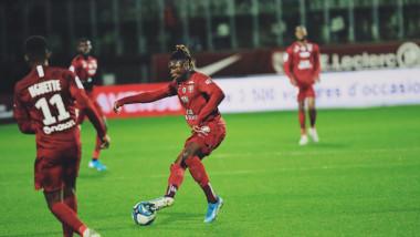 Football : Kevin N'Doram a choisi le FC Metz