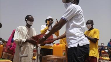 Tchad : l'Onape assiste les réfugiés et personnes nécessiteuses