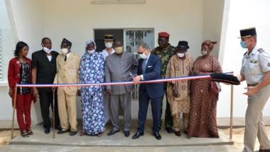 Tchad – France : inauguration de l'Office National des Anciens Combattants et Victimes de Guerre