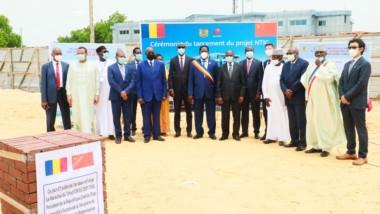 TIC : un projet d'infrastructures d'envergure, symbole de la coopération Tchad-Chine