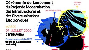 Tchad : un projet d'envergure sera lancé pour révolutionner le secteur des TIC