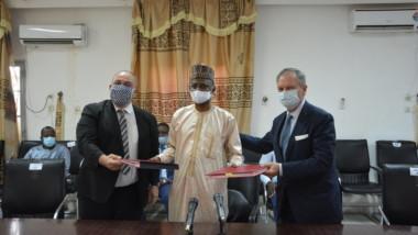 Tchad : la France donne près de 5 milliards FCFA pour le Fonds de lutte contre la Covid-19