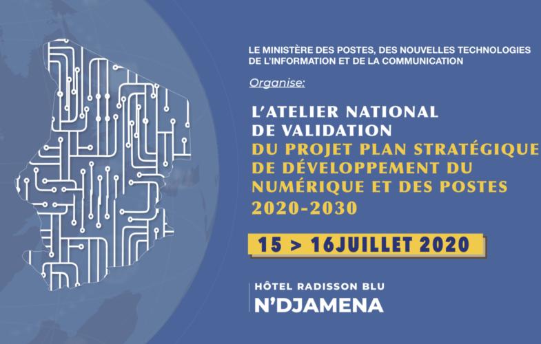 TIC : le Tchad se prépare à adopter un plan stratégique du secteur sur 10 ans