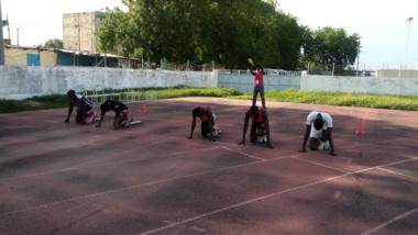 Tchad : une compétition pour motiver les jeunes athlètes