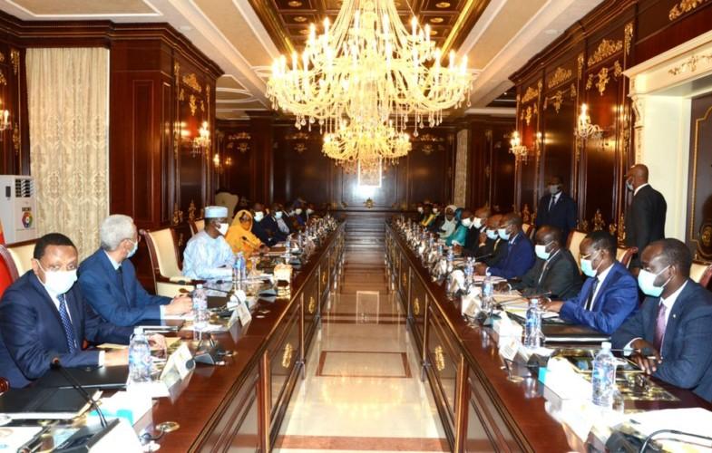 Tchad : voici le compte rendu du 1er Conseil des ministres du gouvernement du 14 juillet