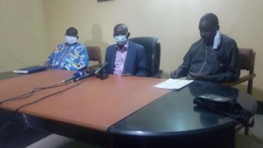 Tchad : des partis de l'opposition apportent leur soutien à Romadoumngar Félix Nialbé