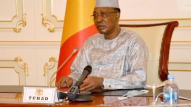 CILSS : le président Déby assiste par visioconférence au sommet des chefs d'Etat