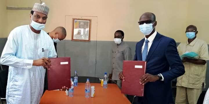 Tchad : Signature de deux accords de cofinancement de deux projets
