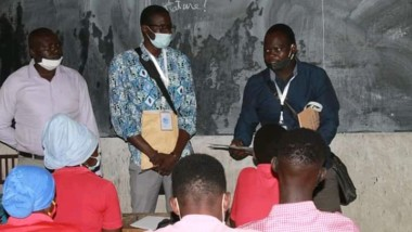 Tchad : la plateforme Talim Afrique oriente les élèves des classes de Terminale sur le choix des filières