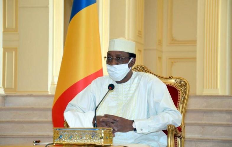 """Tchad : """"Je ne me porte pas candidat, c'est le parti qui désigne son candidat"""" président Déby"""