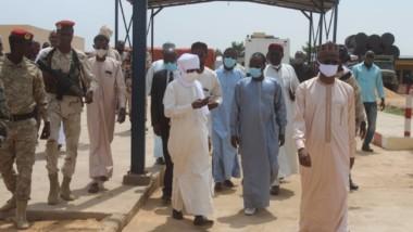 Douanes : le Tchad se dote d'une plateforme d'imagerie pour mieux sécuriser les recettes