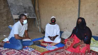 Coronavirus : des leaders réfugiés au secours des demandeurs d'asile en milieu urbain