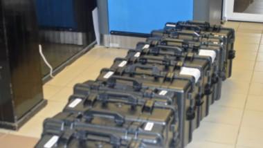 Elections au Tchad : un échantillon des kits d'enrôlement biométrique déjà disponible