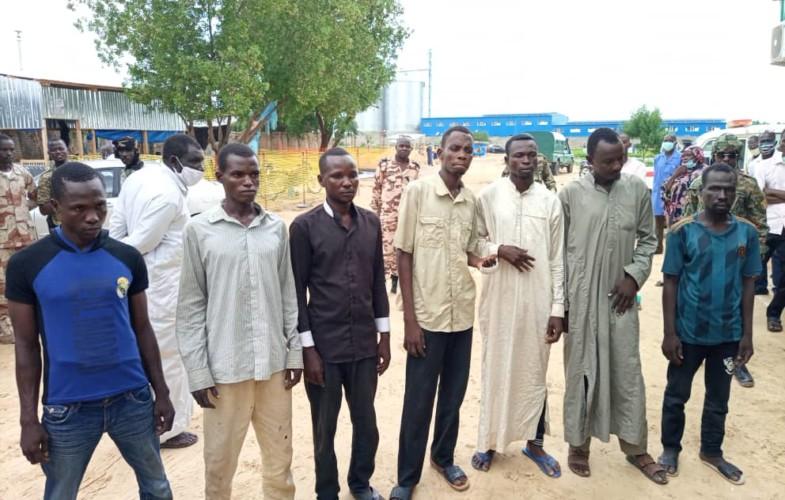 Tchad : les présumés auteurs de coups et blessures sur le colonel « se portent bien »