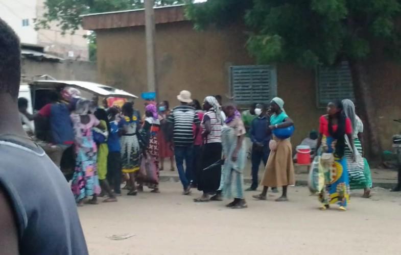 N'Djamèna :  pour aller à Gassi, les transports en commun se font rare en soirée