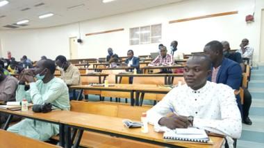 Tchad : des hommes des médias outillés sur les bases des statistiques