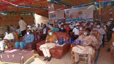 Tchad : la STE améliore l'approvisionnement en eau potable à Fada