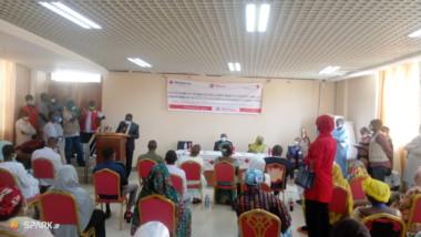 Coronavirus : la Croix-Rouge du Tchad  forme 165 agents de santé
