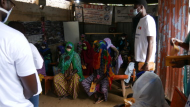Coronavirus : des migrants burkinabès au Tchad assistés par l'OIM
