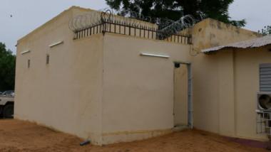 Sécurité : le violon du commissariat central de N'Djaména réaménagé