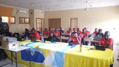 Football : 20 arbitres d'élite et 3 instructeurs locaux du Tchad en formation