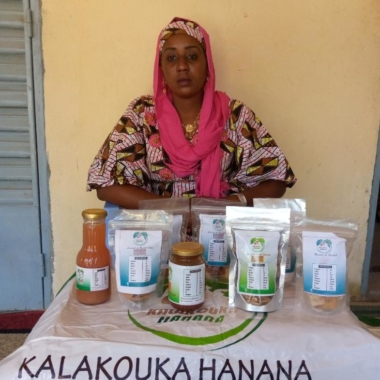 Tchad : Arahabiya Ahmat valorise le ''Kalakouka'' ou pain de singe à travers plusieurs produits