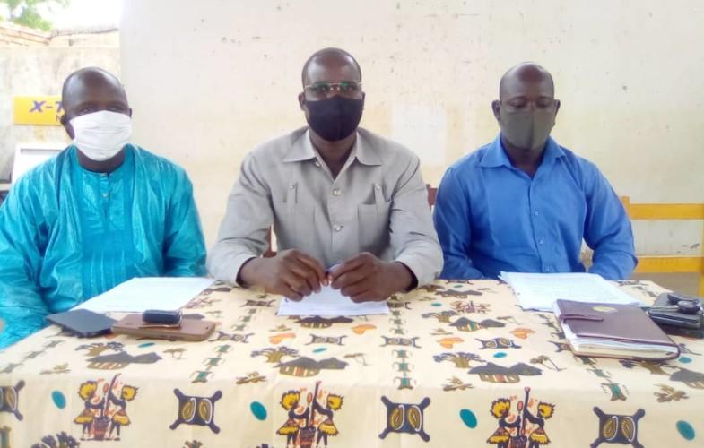 N'Djaména : suspendu par l'IGE, le maire du 9e arrondissement tient des réunions à domicile