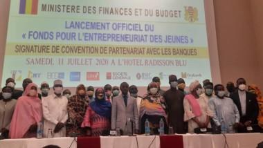 Tchad : le Fonds pour l'entrepreneuriat des jeunes de 30 milliards FCFA est opérationnel