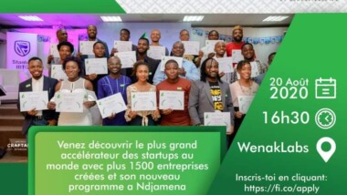 Tchad : participez au programme d'accélération ''The Fonder Institute''