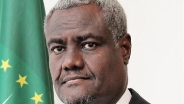 Mali : Moussa Faki Mahamat condamne l'arrestation d'IBK et de son premier ministre