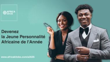 Afrique : les Prix Africa 35.35 récompensent les jeunes les plus percutants de moins de 35 ans